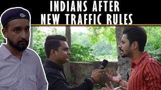 Indians After New Traffic Rules | Digital Kalakaar