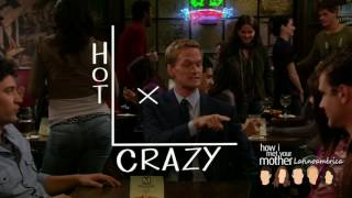 How I Met Your Mother: Hot/Crazy Scale thumbnail