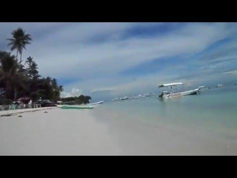 Bohol: Beautiful beach
