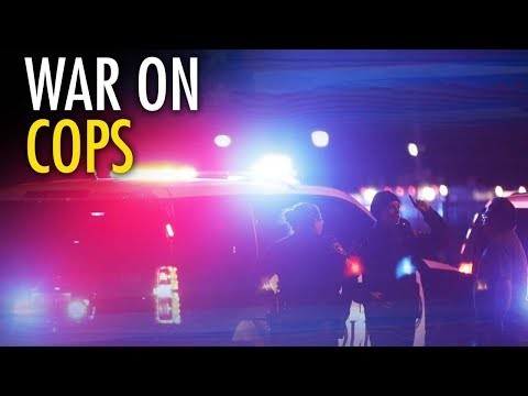 War on Cops: Liberal SCOTUS justices threaten proactive policing