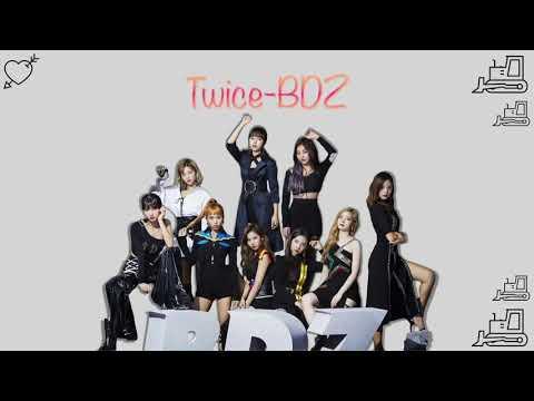Twice - BDZ Lyrics (Japanase,Romaji,Eng)