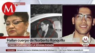 PGJ capitalina da conferencia sobre investigación de Norberto Ronquillo