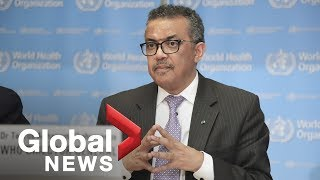 Coronavirus outbreak: WHO expresses concern about virus spreading in underdeveloped countries | FULL