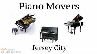 Piano Movers Jersey City | Call 201-984-1023 Affordable Piano Moving Service