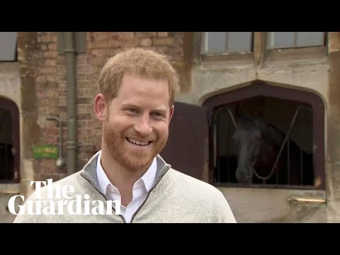 Prince Harry after Meghan gives birth to boy: 'Absolutely over the moon""