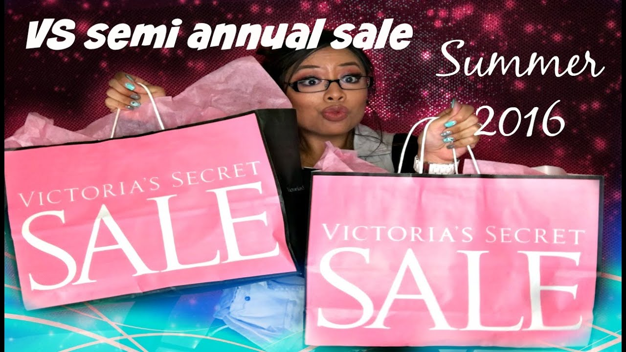 Update: The Victoria's Secret Semi-Annual Sale is finally here! Check out our top picks below, or read on to learn about what's still to come. Best Things to Buy During the Victoria's Secret Semi-Annual Sale.