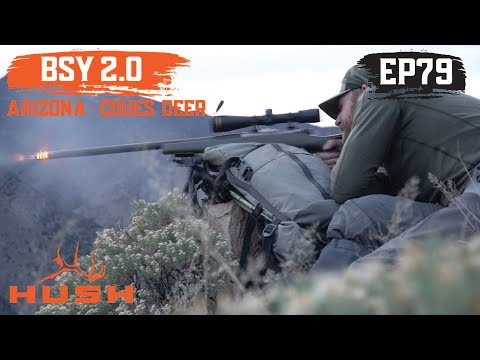 HUNTING DESERT MOUNTAIN WHITETAIL | ARIZONA COUES DEER