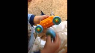 Сборка игрушки