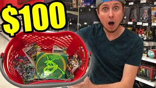 OVER $100 NEW POKEMON CARDS CELESTIAL STORM SHOPPING TRIP! Big Opening