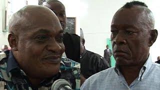 Réaction de l'évêque Pascal Mukuna et Edingwe sur les accusations de Maître Claude Kwatangolo