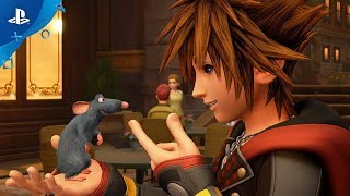 Kingdom Hearts III – Gameplay Explanation Video | PS4