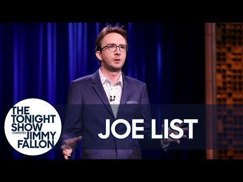 Download Youtube: Joe List Stand-Up