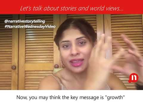 Tips on Storytelling and World Views