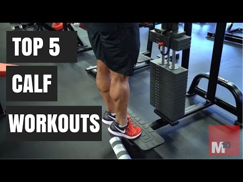 Top 5 calf workouts