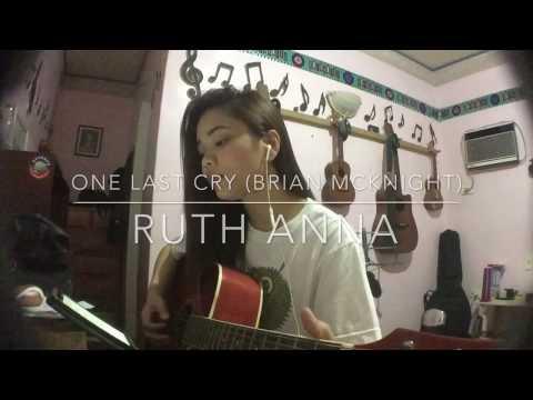One Last Cry (Brian McKnight) Cover - Ruth Anna