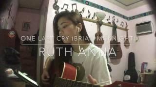 One Last Cry Brian McKnight Cover Ruth Anna