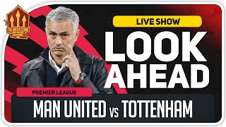 Manchester United vs Tottenham! Mourinho to Sack Ole?
