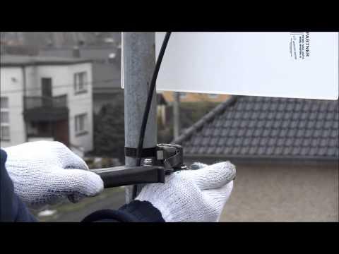 Internet W ORANGE Z Zewnętrzną Anteną UMTS - Test - Panel MAX