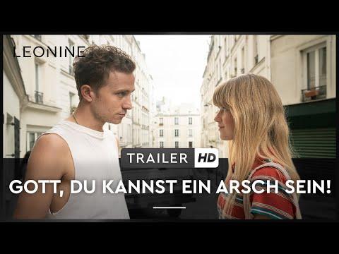 Gott, du kannst ein Arsch sein! - Trailer (deutsch/german; FSK 6)