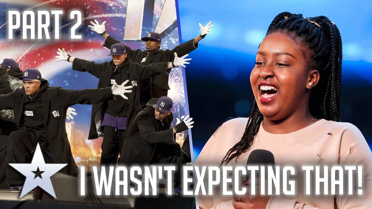 Download I Wasn't Expecting THAT!   Part 2   Britain's Got Talent