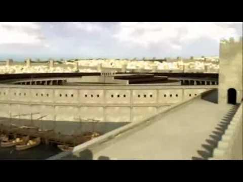 Port de Carthage en 3D Tunisie