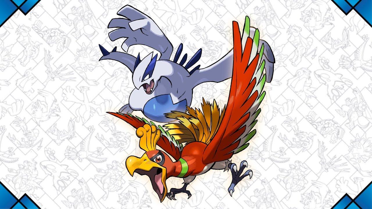 Lugia Et Ho Oh Lapothéose De Lannée Des Pokémon Légendaires