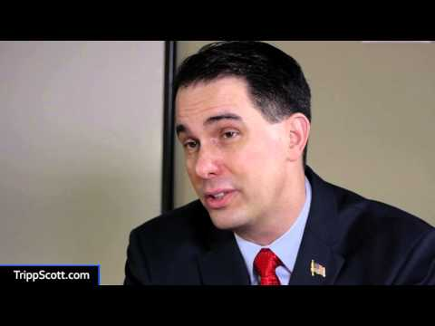 A Conversation with Wisconsin Governor Scott Walker