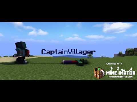 #06 INTRO PARA Captain Villager (insp Lenny N) [im Back 6u6 :v]