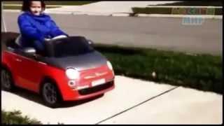 Детский электромобиль Fiat 500 Peg Perego