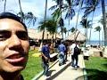 La guaira, la playa de la guardia militar