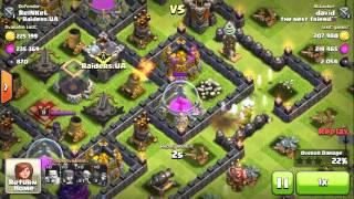 Let's play clash of clans#31- dam up la archer! ;)