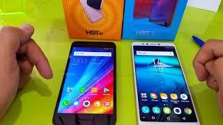 infinix hot 6 pro VS hot 5 مقارنة أفضل هاتفين بأقل ثمن