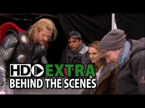 Thor (2011) Behind the Scenes, Making of & B-Roll - Part2/2 poster
