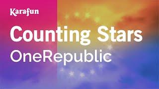 Karaoke Counting Stars - OneRepublic *