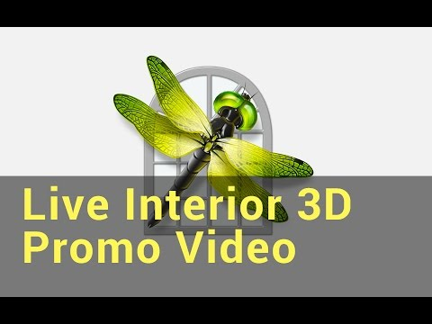 Live Interior 3D Promotion Video