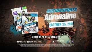 "MotionSports: Adrenaline   ""Release Trailer"""