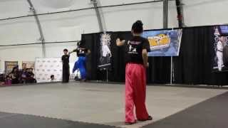 Wushu Central Team Competition 5/16/15