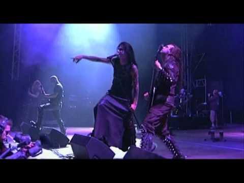 Dimmu Borgir - Blessings Upon The Throne Of Tyranny (Live In Wacken 2001)