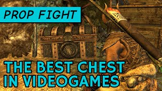 The Best Treasure Chest In Videogames! | Prop Fight: Drunken Game Design Theory (ep 2)