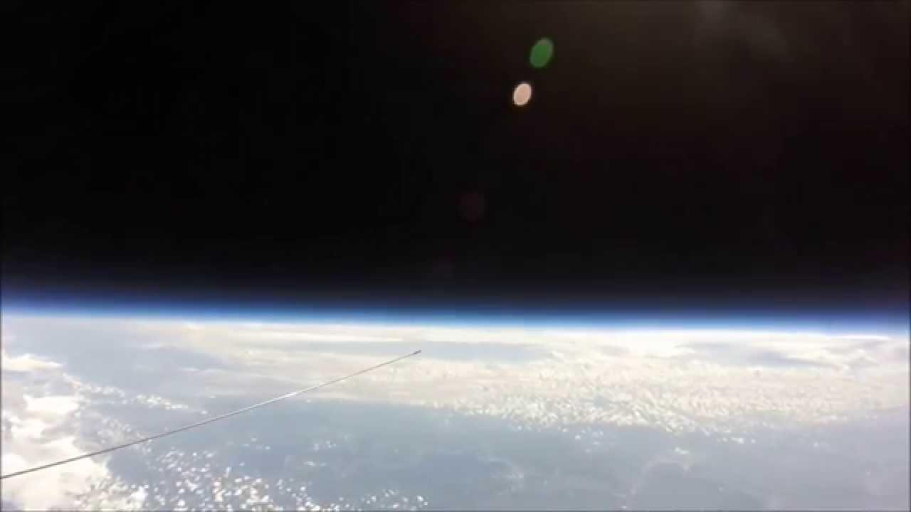 Flat Earth Addict 05 121 000 Feet Little Piggy Cam High