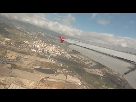 Edelweiss Air Airbus A320 HB-IJV WK 215 Tenerife-Zurich Economy Class Trip Report