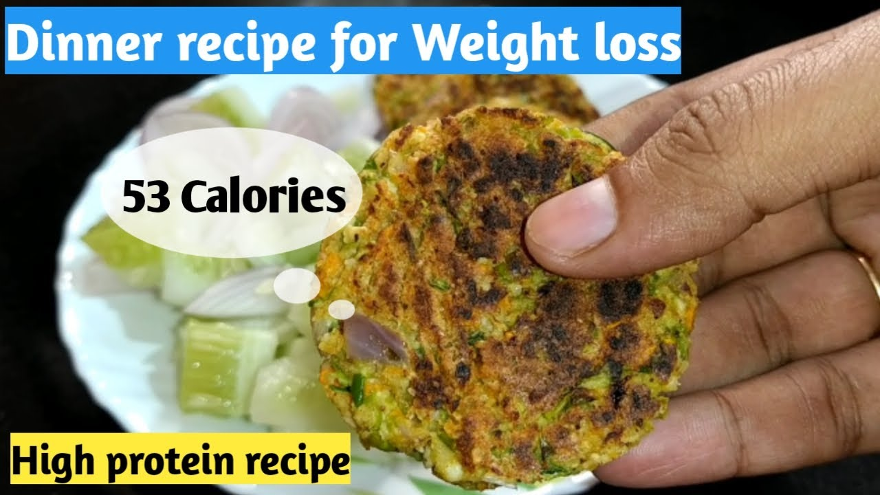 Dinner recipes for weight loss | Diet recipes to lose weight fast | Weight loss Diet | High Protein