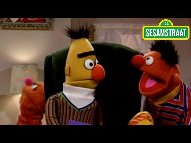 Bert moet dansen - Bert & Ernie - Sesamstraat
