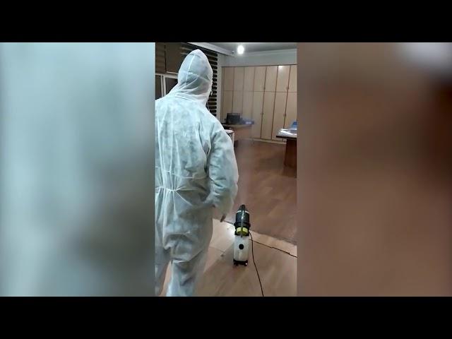Amasra Belediyesi'nin Coronavirüs önlemleri