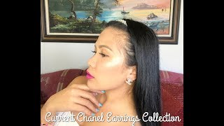 Chanel Earrings Collection