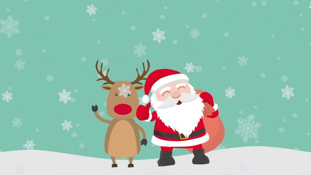 Regalo - Plantilla Navidad editable. Adobe After Effects - YouTube