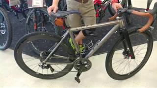 2018 NO22 DRIFTER HAND CRAFTED TITANIUM BICYCLE for $13000