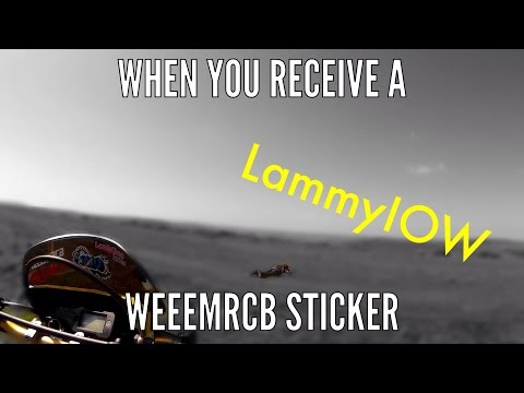When You Receive a WeeemRCB Sticker