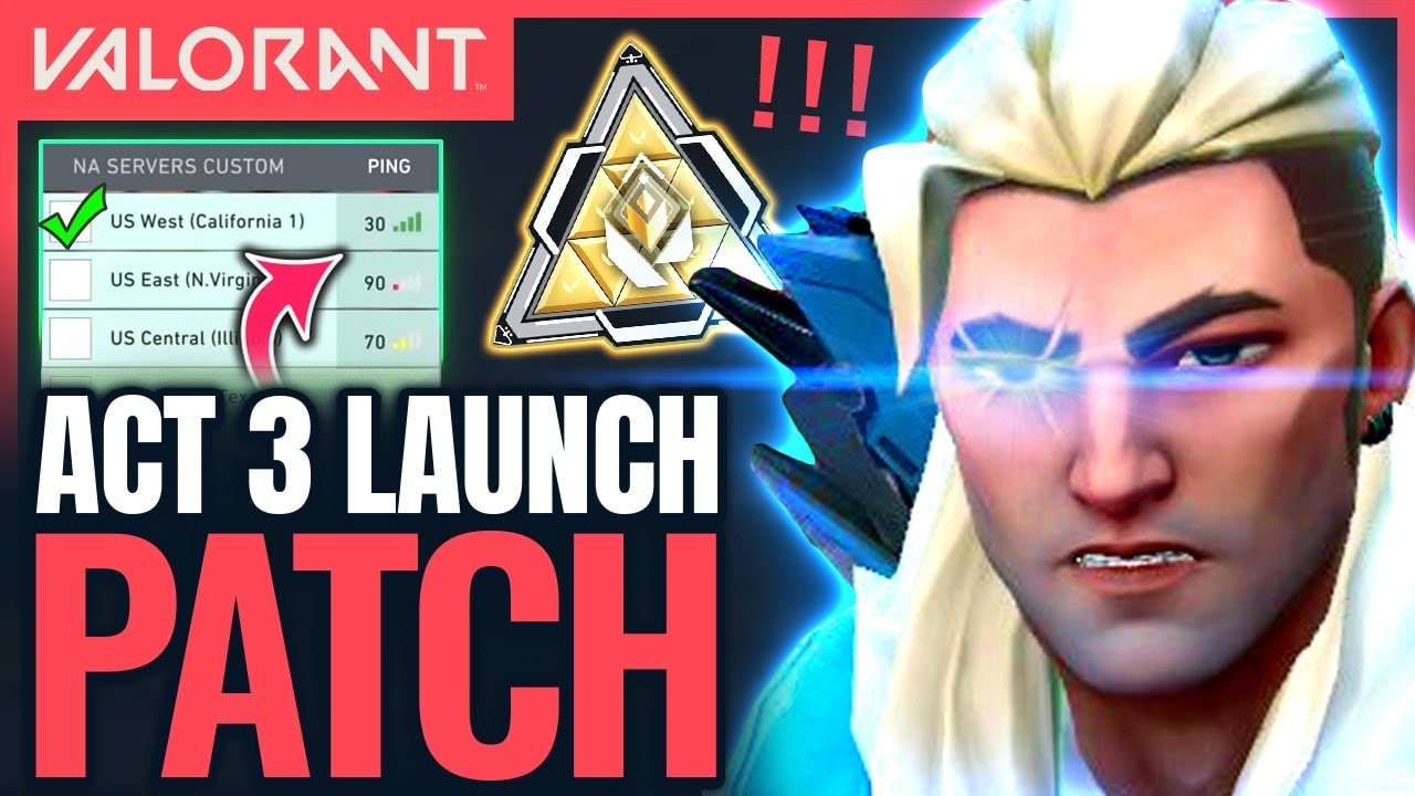 VALORANT | Icebox, Competitive Changes & AMAZING Deathmatch Update (Act 3 Patch)
