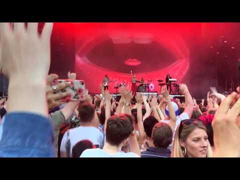 TOVE LO Live @ Positivus Festival 2018